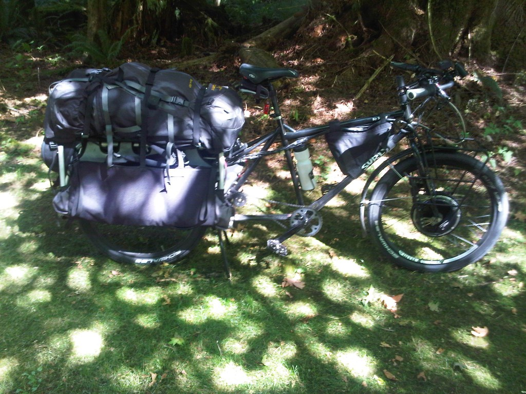 Ben's 2011 Big Dummy Build-bikewithbackpack.jpg