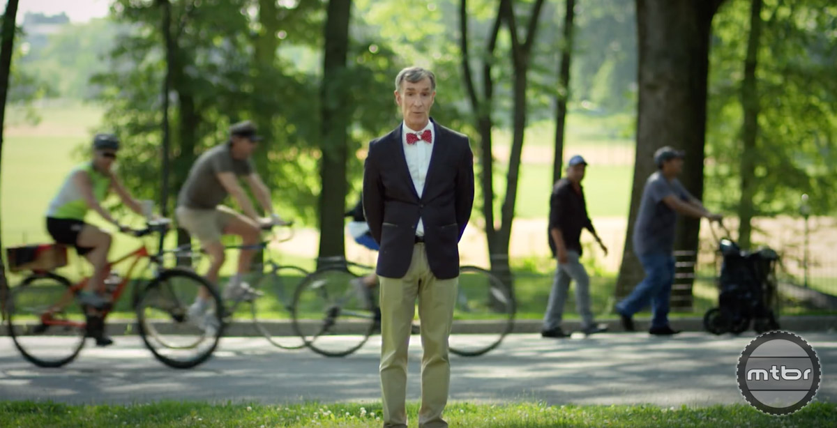 In this new series, Bill Nye dawns his trademark bow tie to explain the magic of riding.