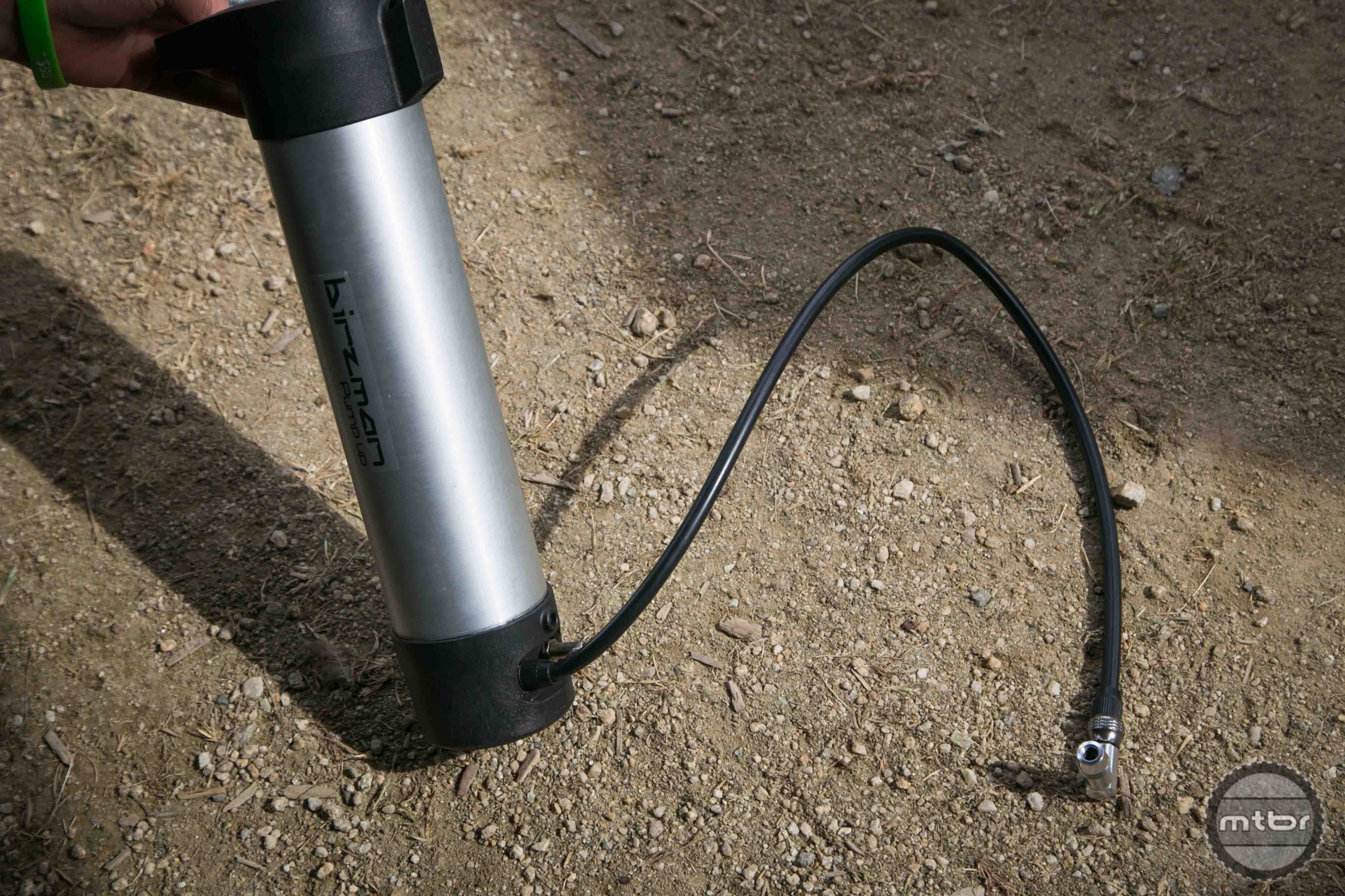 Birzman Pump Up compressor