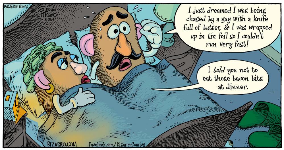 O.C. Official Daily Chuckle thread.... Comic Strip Enhanced...-bizarro-03-26-17-web.jpg