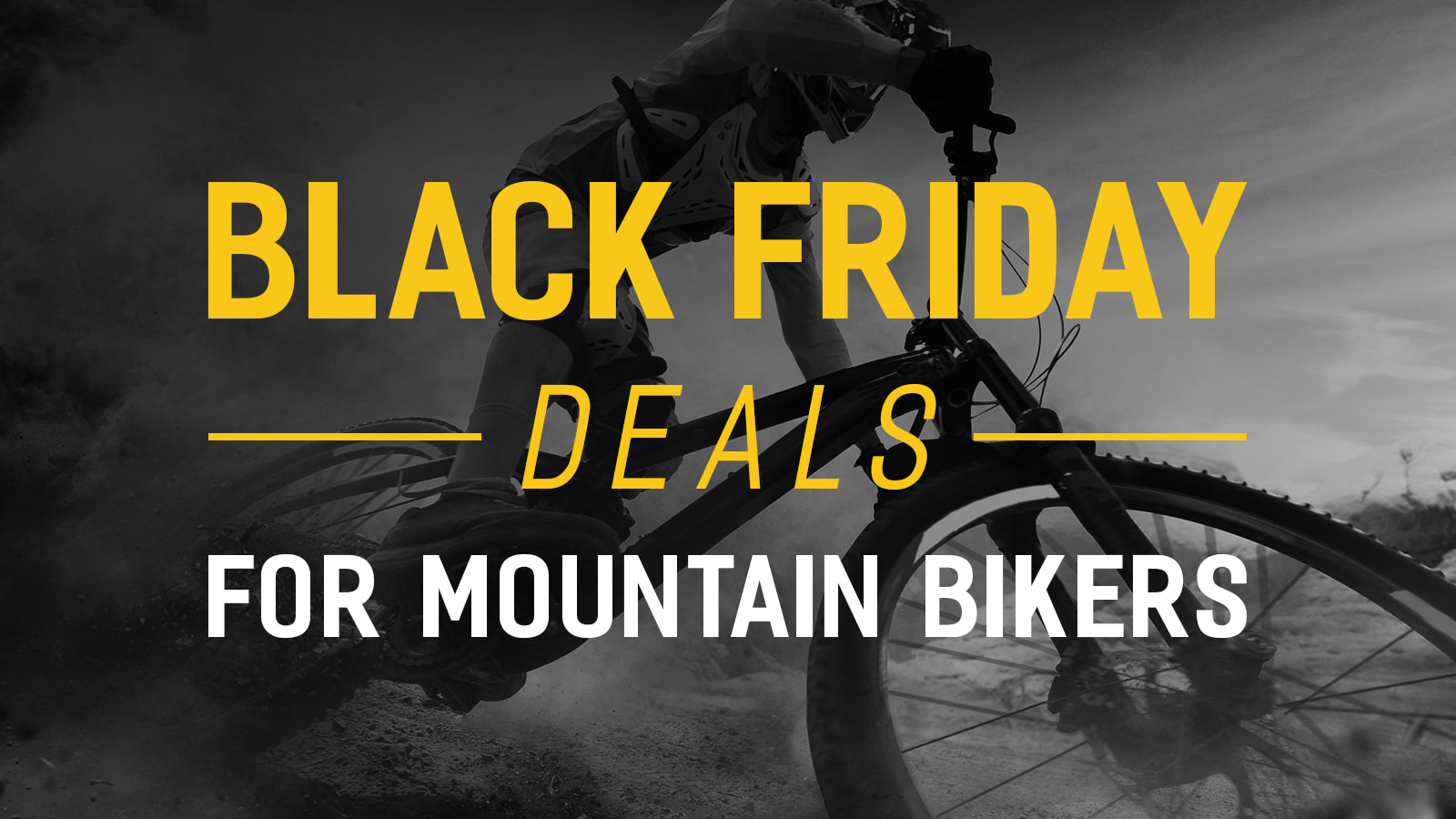 Black Friday is a great time to cash in on discounted cycling gear.