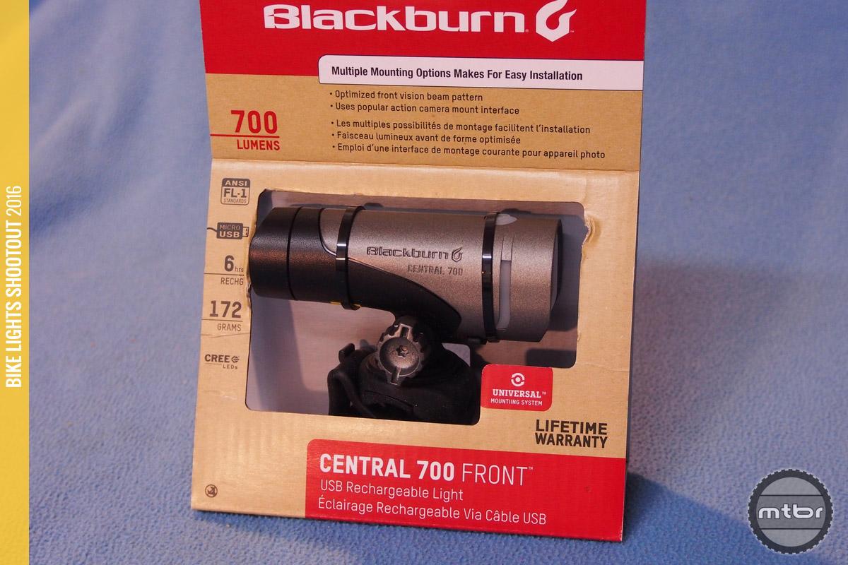 Blackburn Central 700 Front