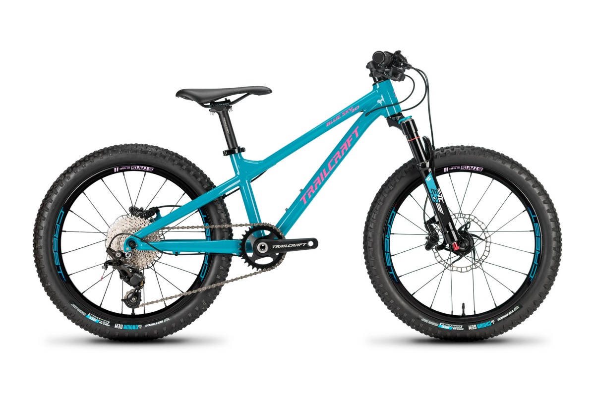 Trailcraft Cycles Blue Sky 20