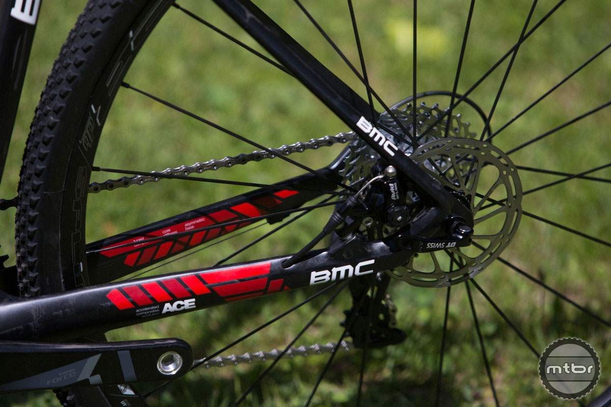 BMC Crossmachine CX01 brakes