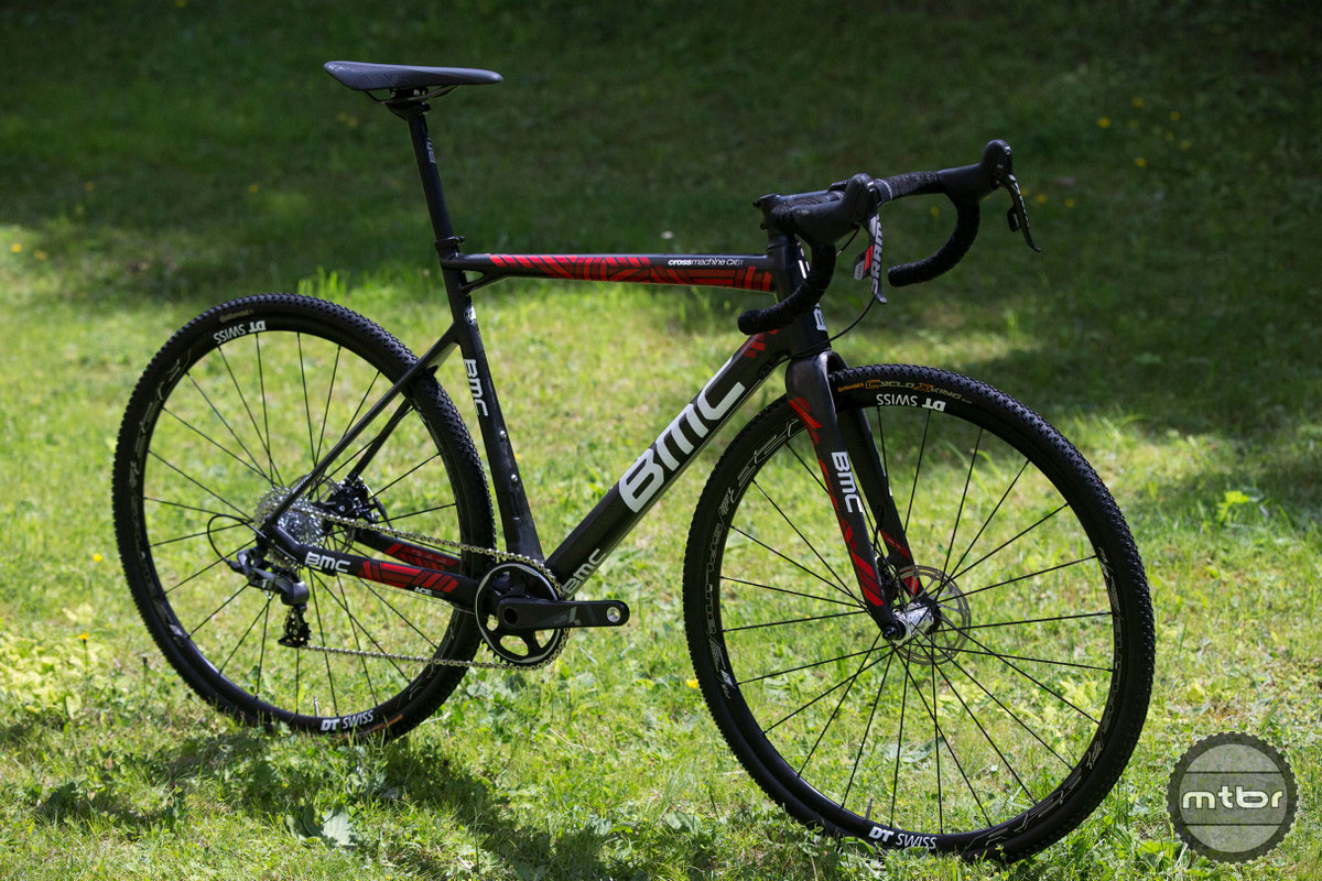 BMC Crossmachine CX01 front quarter profile