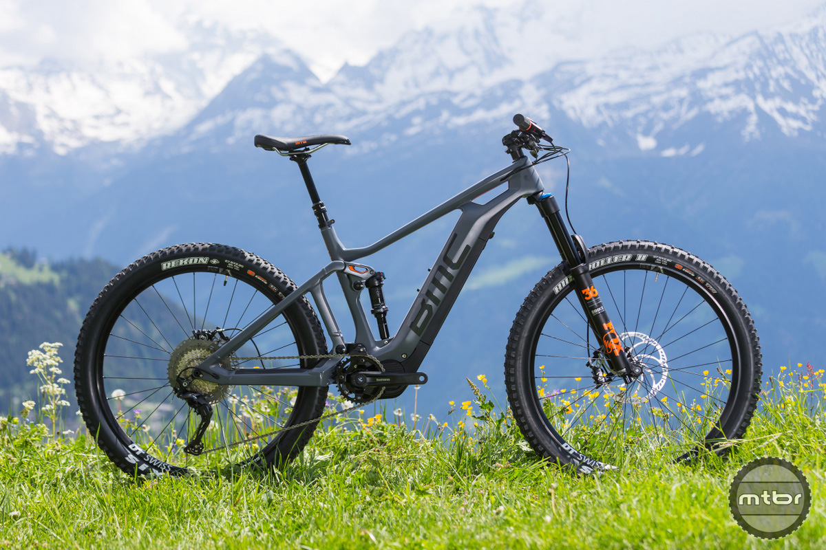 BMC Trailfox Amp