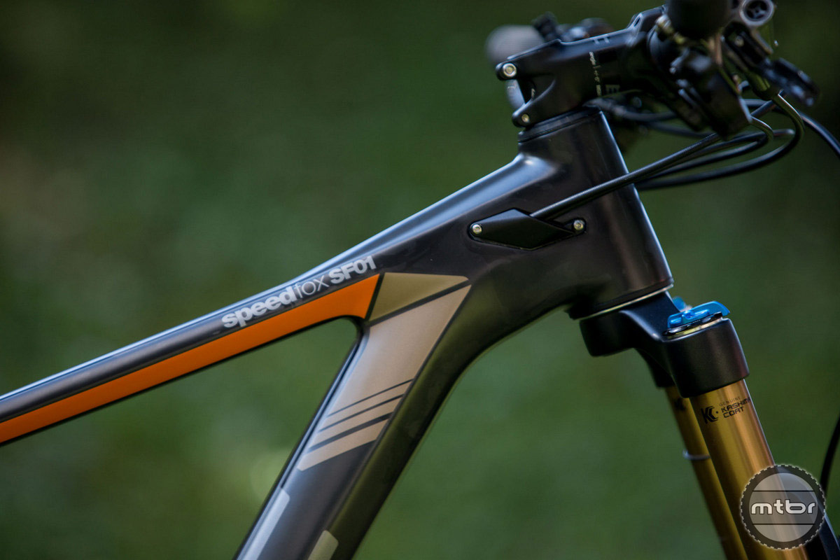 BMC Speedfox Short Head Tube