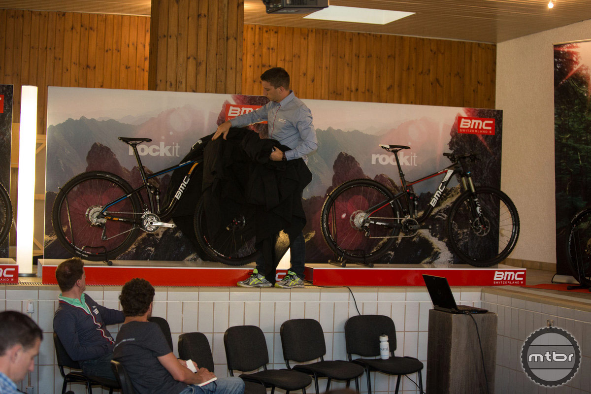 BMC Speedfox Unveiling