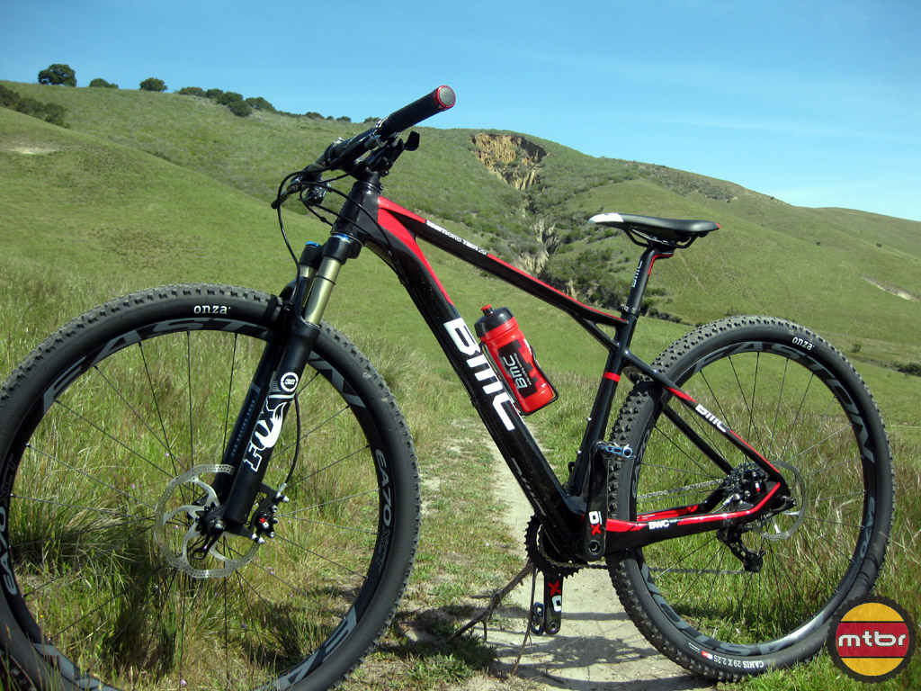 Bmc Team Elite Te01 29 Ride Impression Mtbr Com