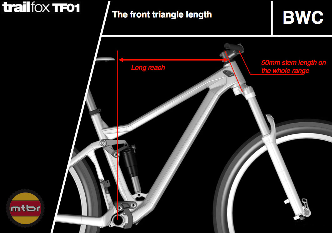 BMC TF01 Long Reach