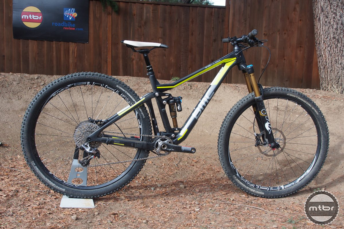 BMC TrailFox 01 Side