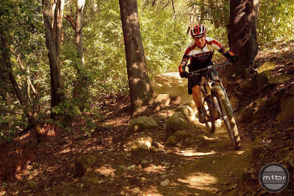 BMC TrailFox TF01 XX-1 Trailcrew - Sean Rocks