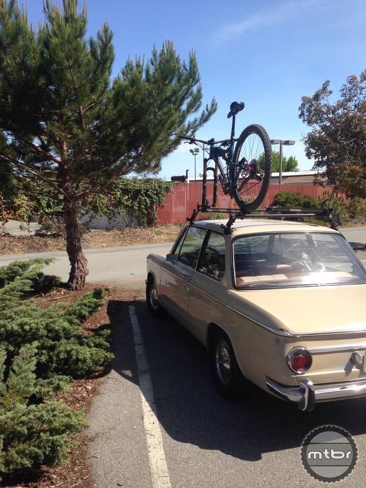 '68 BMW 1600