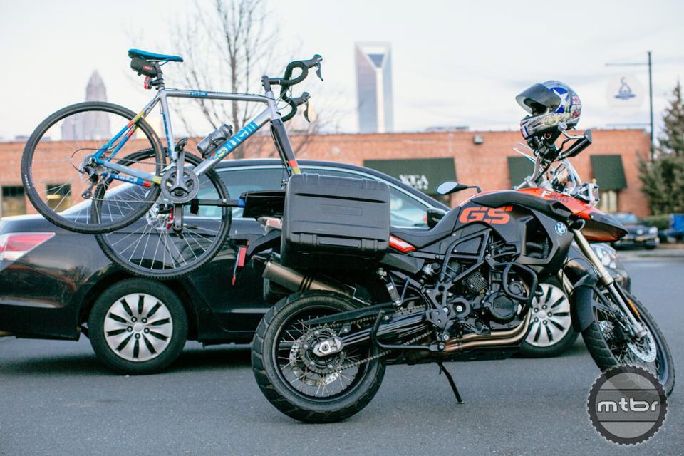 BMW G5 Moto
