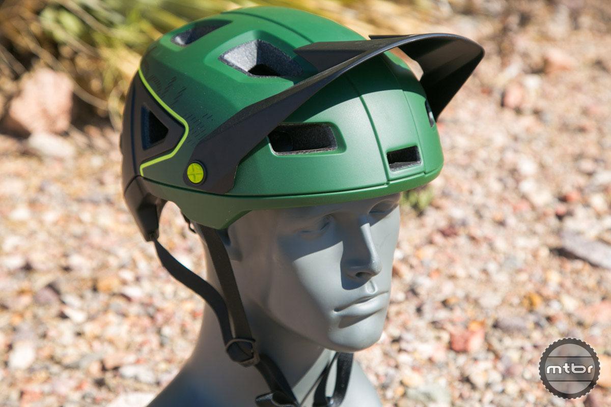 Bolle Trackdown Prototype Helmet