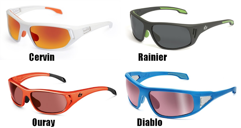 326e2e1611fb Bolle and Cebe Sunglasses at Interbike- Mtbr.com