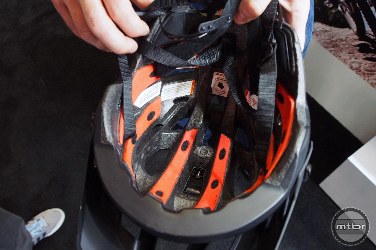 Bontrager Lithos Integrated Foam Under Pads
