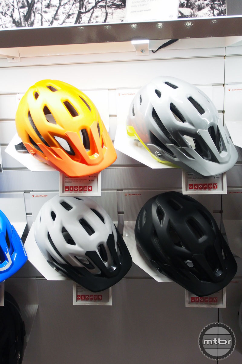 Bontrager Rally Colors