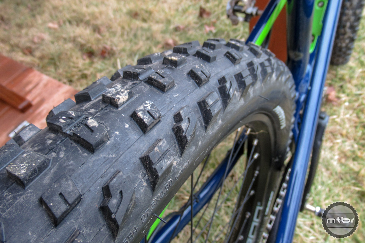 Bontrager XR4 Team Issue TLR review