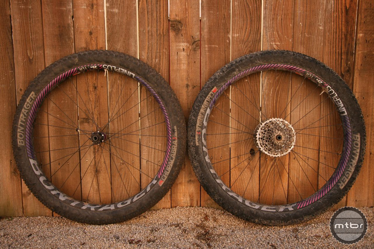 Bontrager Line Plus TLR 29 is a worthy upgrade for any 29+ bike.