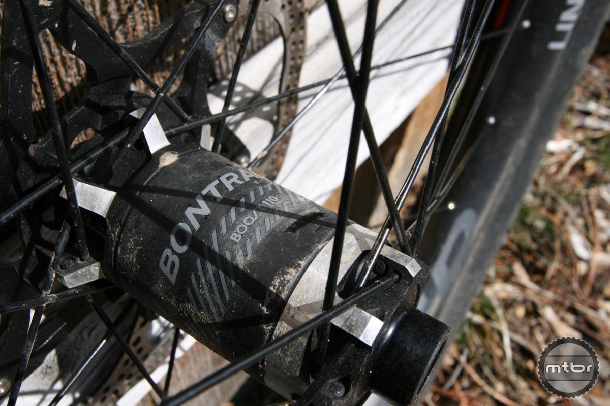 Bontrager Line Pro 40 Wheels