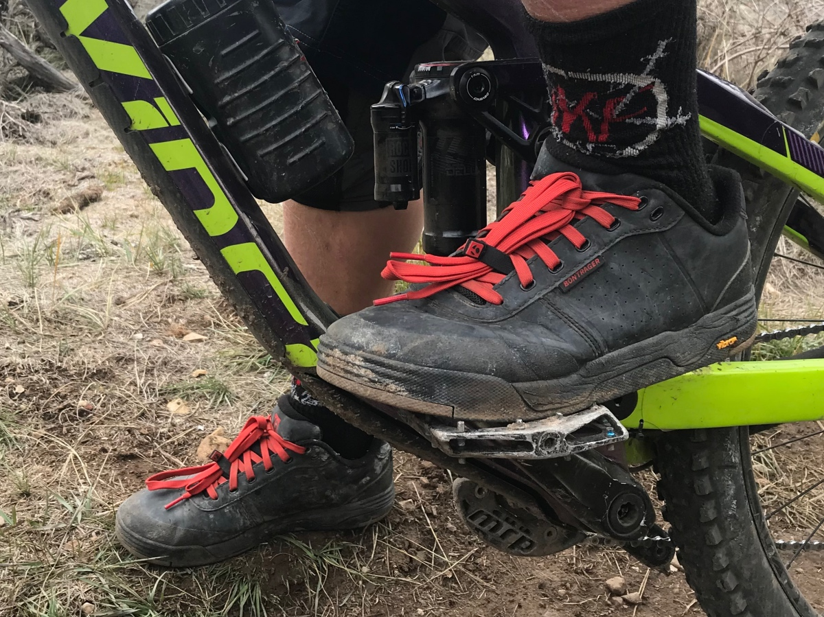 Bontrager Flatline Mountain Shoe Review
