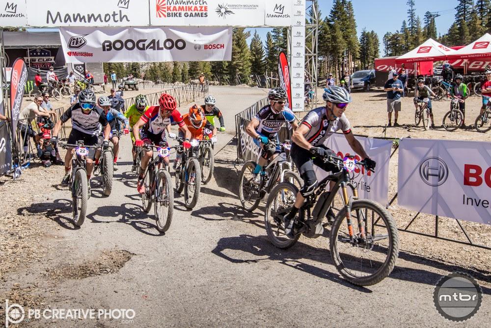 BOOGALOO eMTB Race Series