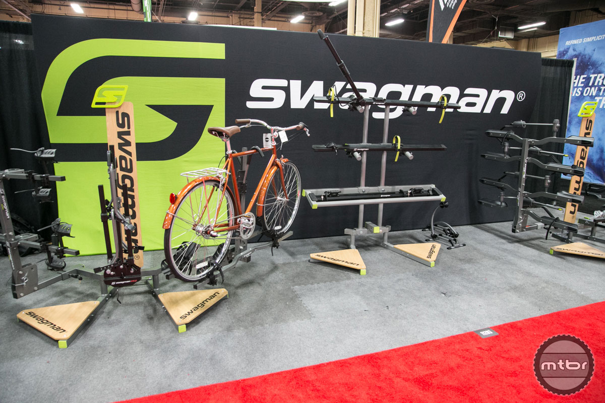 Swagman Interbike 2015 Booth