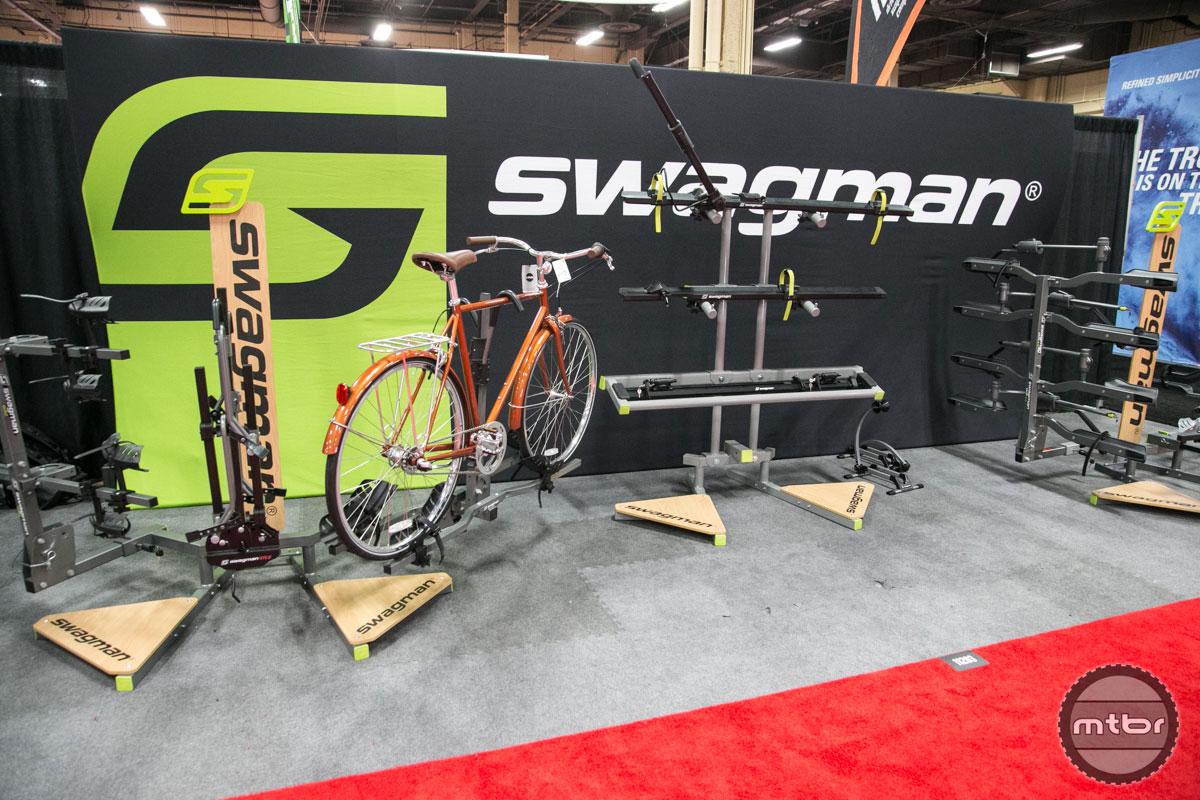 Swagman Interbike 2015 Booth