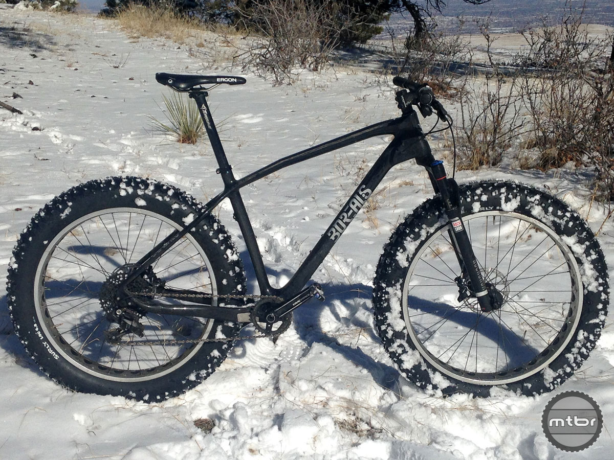Review Borealis Echo Sram Xo1 Fat Bike Mtbr Com