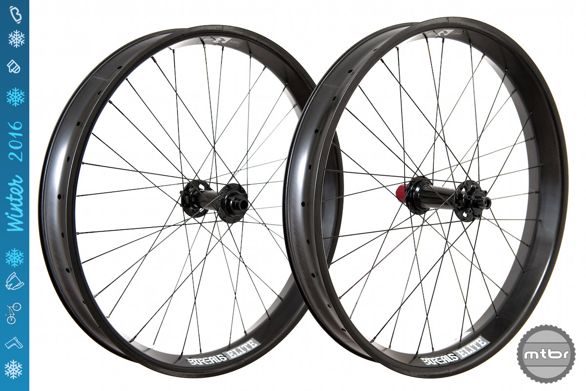Borealis Elite Carbon Wheels