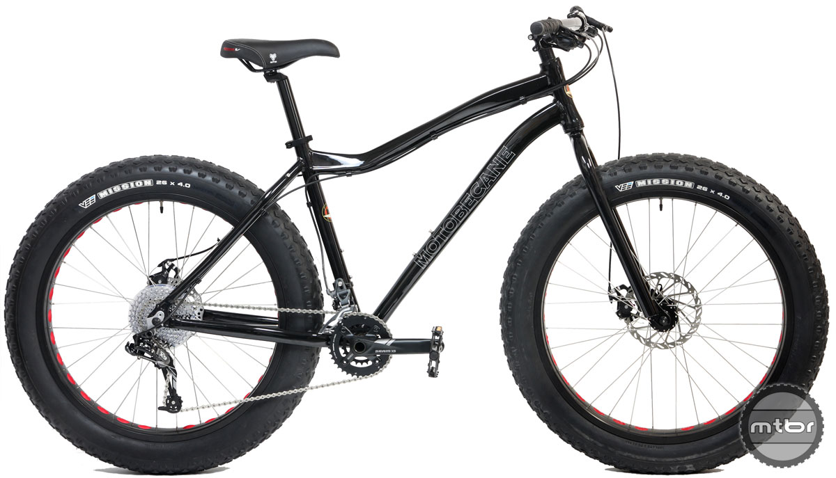 2015 Motobecane Boris X9 Fat Bike