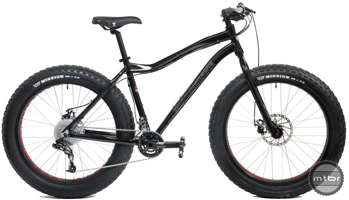 2015 Motobecane Boris X9 Fat Bike