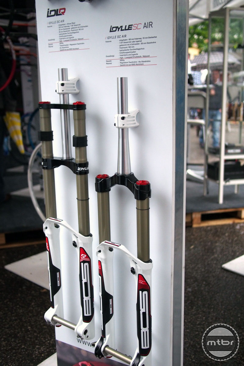 BOS Front Forks