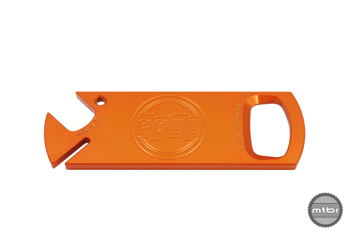 Paul Bottle Opener and Disc Truing Tool