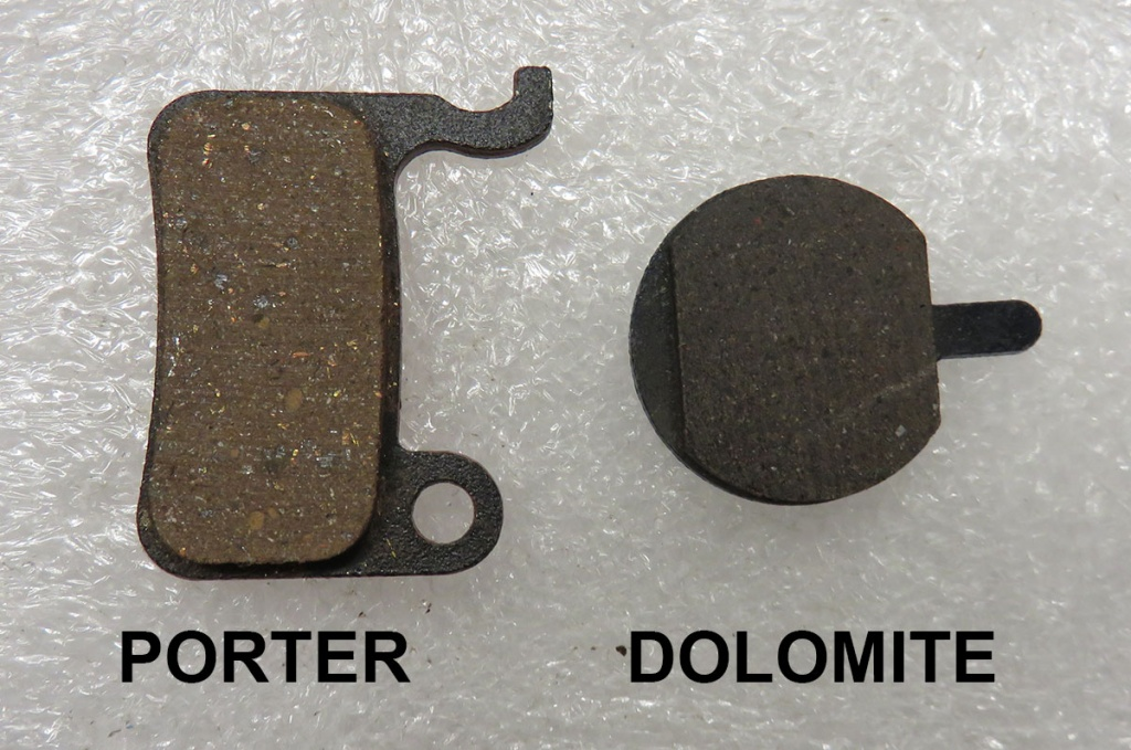 Iron Horse Porter VS.  Mongoose Dolomite - (they are not the same bike after all)-brake2.jpg