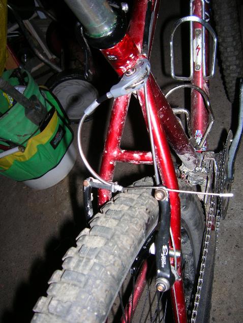 V-brakes on old frame?-brakes..jpg