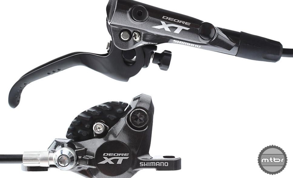 Shimano M8000 XT Brakes. Photo courtesy of Art's Cyclery