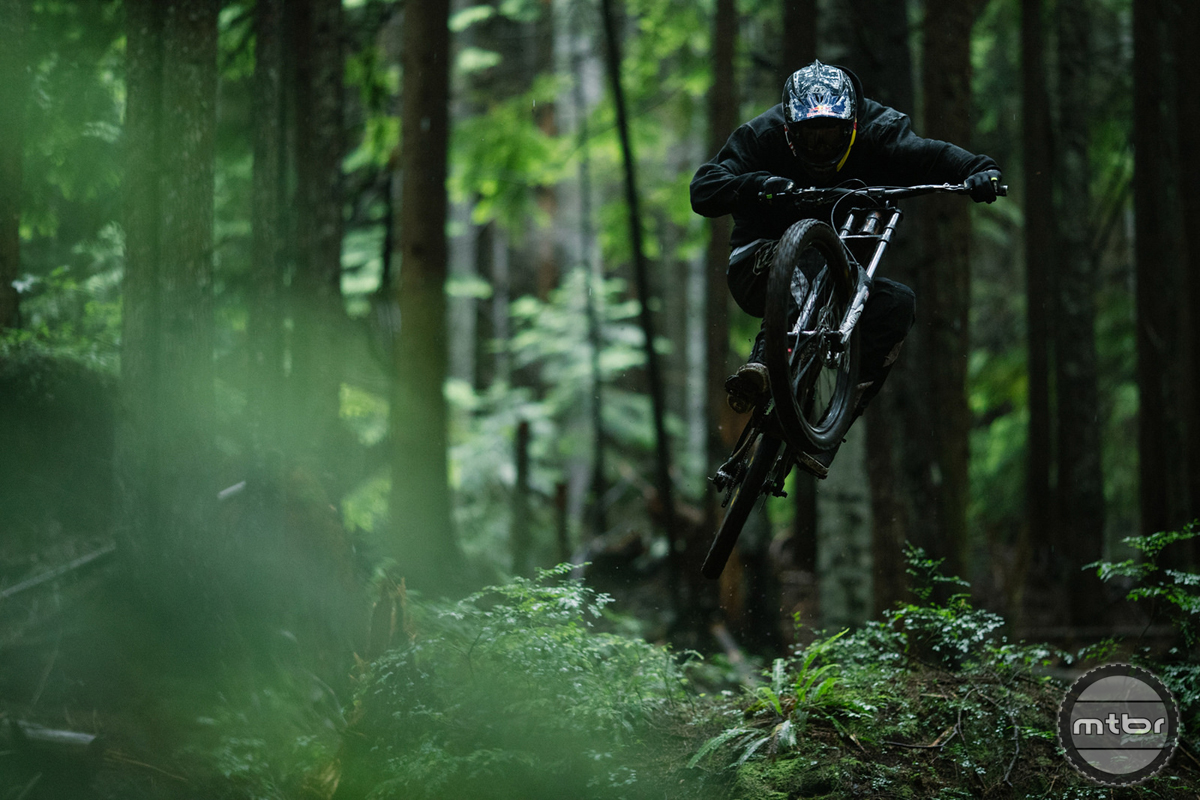 Brandon Semenuk Negative Infinity Trek Session DH