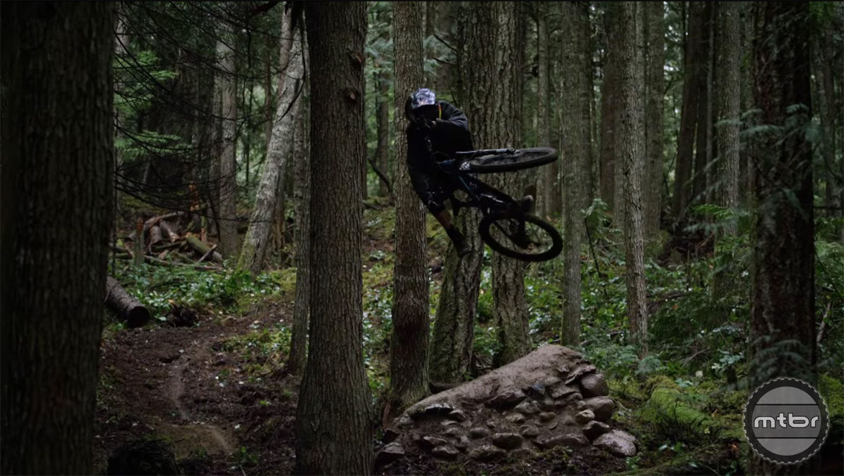 In this latest video project, Brandon showcases his skills behind the bars and the wheel.