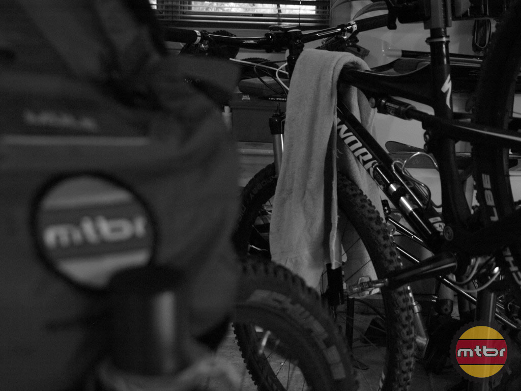Breck Epic Packing with Mtbr