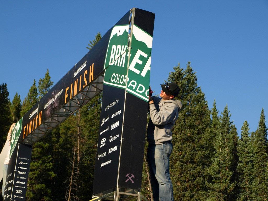 Breck Epic Start