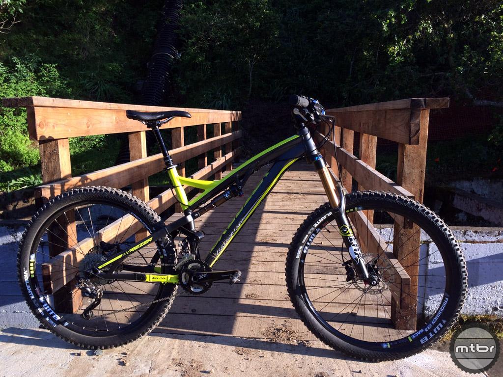 Suspension experts mountain bike