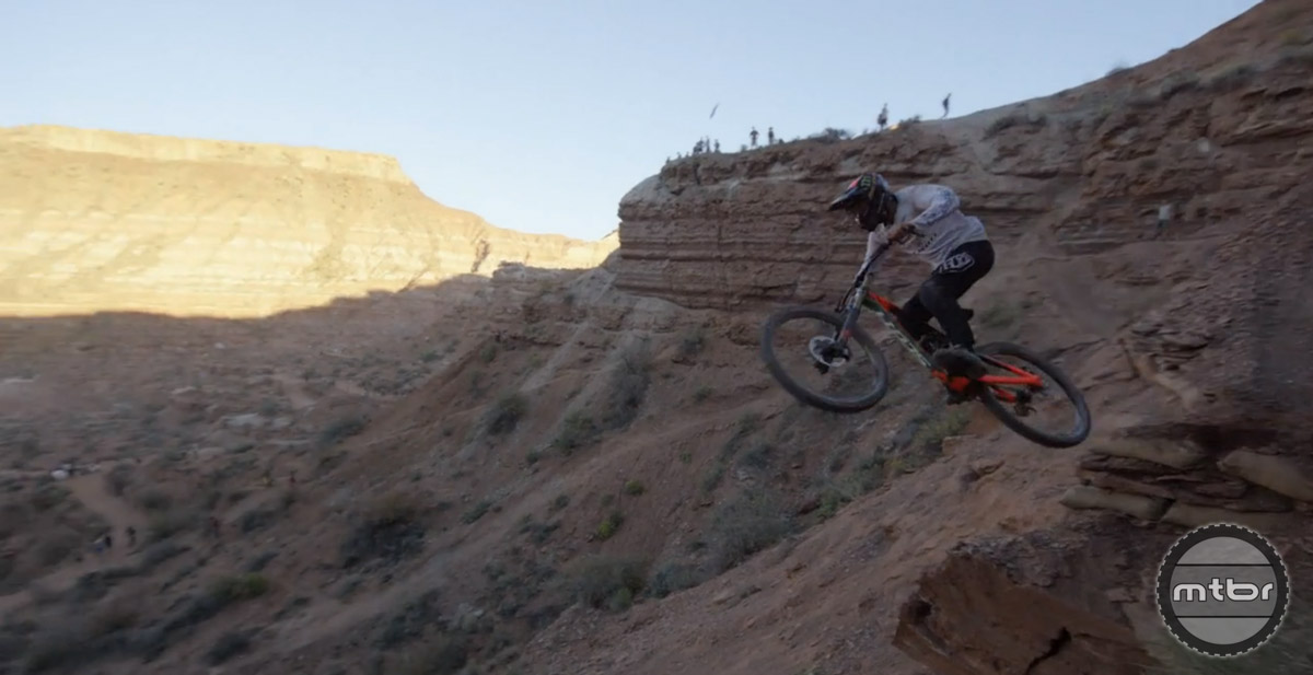Brendan Fairclough takes on Red Bull Rampage and has a heck of good time.