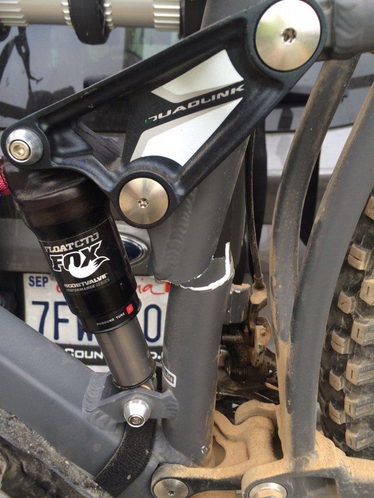 Great experience with Marin frame warranty-broken.img_1174.jpg