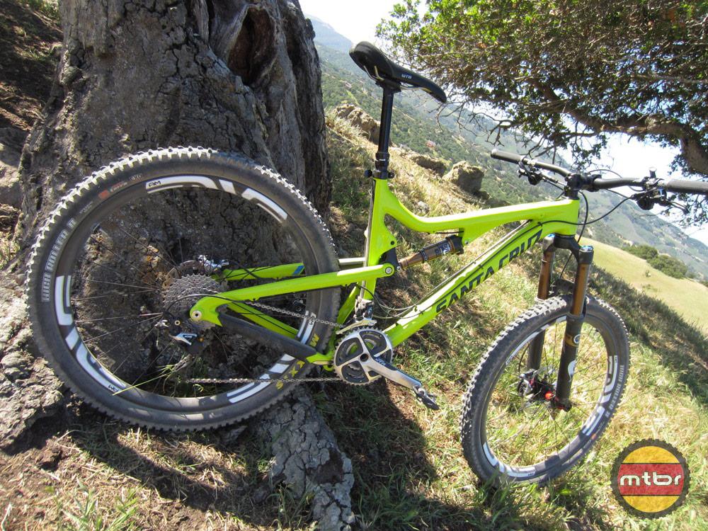 Santa Cruz Bronson Carbon 650b