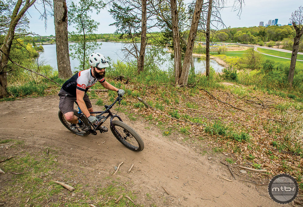 Twin Cities, Minnesota. Photo courtesy IMBA