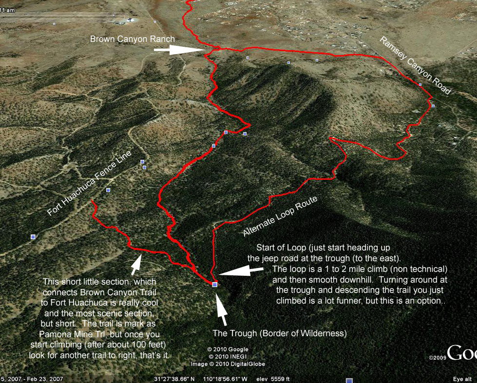 MBAA Race 4--Sierra Vista prerides-brown-canyon-alternate-routes-copy.jpg