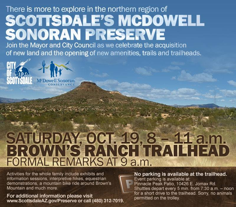 Brown's Ranch Trailhead Grand Opening - Sat. Oct. 19th - Scottsdale-brownsranch.jpg