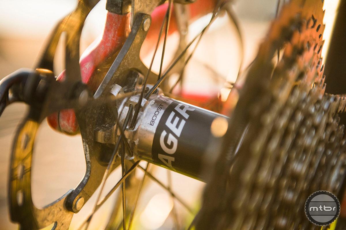 Bontrager Line Pro Elite Wheels